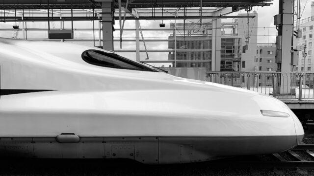 新幹線運転士の話
